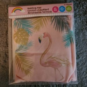 ⚡$5 ADD ON⚡Flamingo Heating Pad